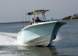 2009 - Key West Boats - 244 CC