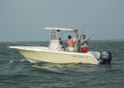 2009 - Key West Boats - 2300 CC