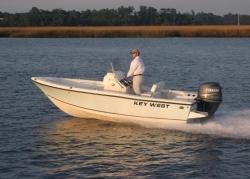 2009 - Key West Boats - 176 CC
