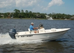 2011 - Key West Boats - 176BR