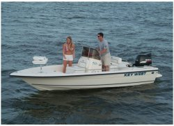 2011 - Key West Boats - 186BR