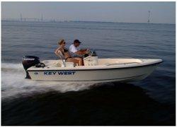 2011 - Key West Boats - 152 CC