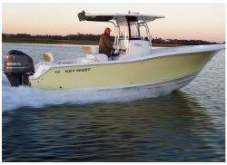 2011 - Key West Boats - 268 CC