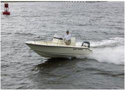 2011 - Key West Boats - 186CC