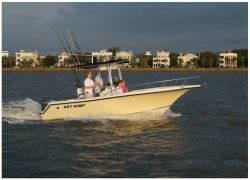 2011 - Key West Boats - 225CC