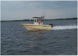2011 - Key West Boats - 2300 CC SS