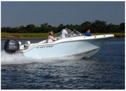 2011 - Key West Boats - 211 DC