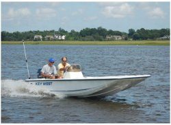 2011 - Key West Boats - 166SK