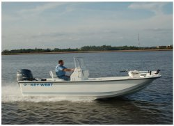 2011 - Key West Boats - 197 SK
