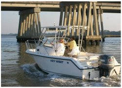 2011 - Key West Boats - 225 WA