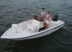 2012 - Key West Boats - 186 Bay Reef