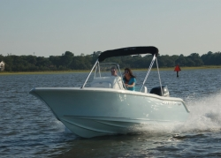2013 - West Boats - 203FS