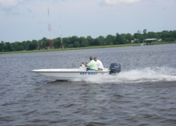 2013 - Key West Boats - 166SK