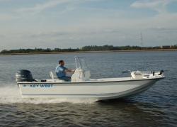 2013 - Key West Boats - 197SK
