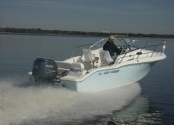 2013 - Key West Boats - 211WA