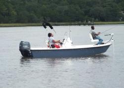 2013 - Key West Boats - 172SE