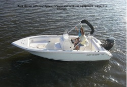 2014 - Key West Boats - 203FS
