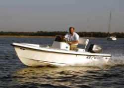2014 - Key West Boats - 152 CC