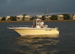 2014 - Key West Boats - 225CC