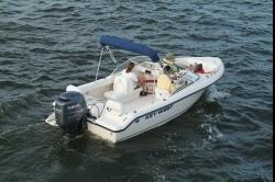 2015 - Key West Boats - 186 DC