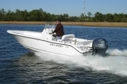 2015 - Key West Boats - 203FS