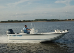 2015 - Key West Boats - 197 SK