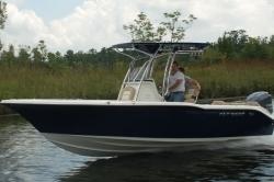 2015 - Key West Boats - 239 FS