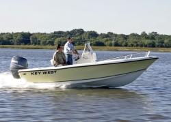 2015 - Key West Boats - 176 CC