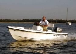 2015 - Key West Boats - 152 CC