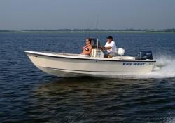 2015 - Key West Boats - 1720 CC