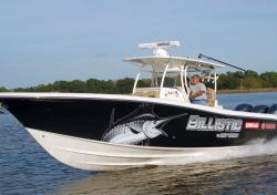 2017 - Key West Boats - 351CC Billistic