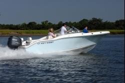 2017 - Key West Boats - 211DC