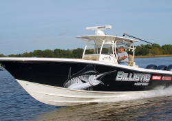 2018 - Key West Boats - 351CC Billistic