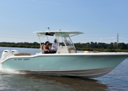 2019 - Key West Boats - 263 FS