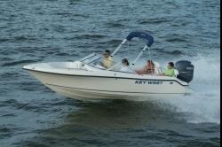 2019 - Key West Boats - 186 DC