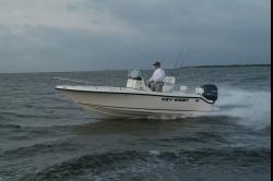 2019 - Key West Boats - 186 CC
