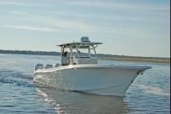 2020 - Key West Boats - 351CC Billistic