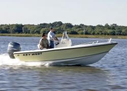 2020 - Key West Boats - 176 CC