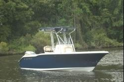 2020 - Key West Boats - 239 FS