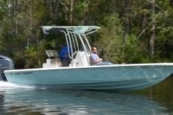 2020 - Key West Boats - 250 Bay Reef