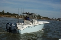 2020 - Key West Boats - 244 CC