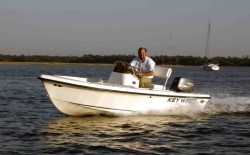 Key West Boats 152 CC Center Console Boat
