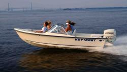 Key West Boats 1720 DC Dual Console Boat
