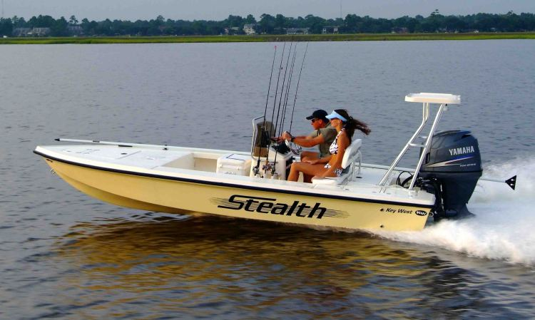 Research key west boats 1760 stealth center console boat for Key west shore fishing