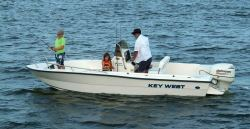 Key West Boats 1900 CC Center Console Boat