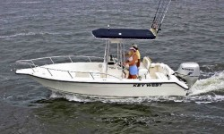 Key West Boats 2020 CC Center Console Boat