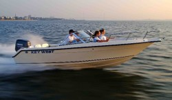Key West Boats 2020 DC Dual Console Boat