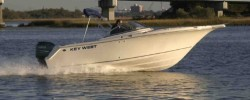 Key West Boats 225 DC Dual Console Boat