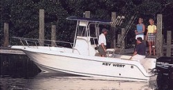 Key West Boats 2300 CC Center Console Boat