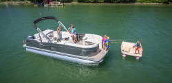 This is a Test - Tahoe Pontoons - 23' Cascade